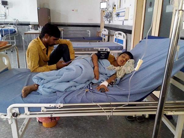 Help Save Preetham Life