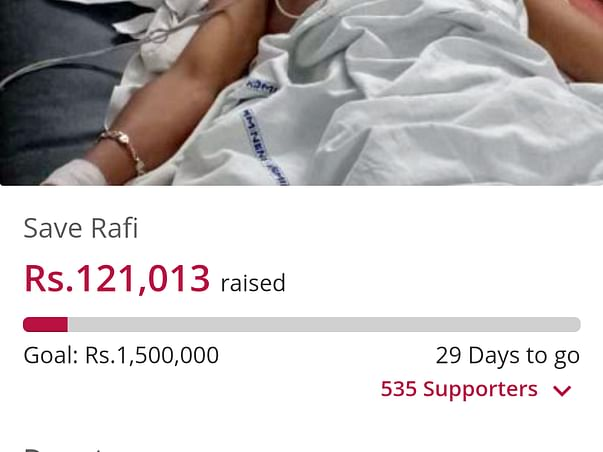 Help for rafi