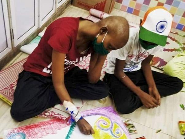 Help Hari Battle Cancer