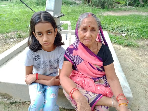 Please Help Me Provide Shelter and Education to My Children