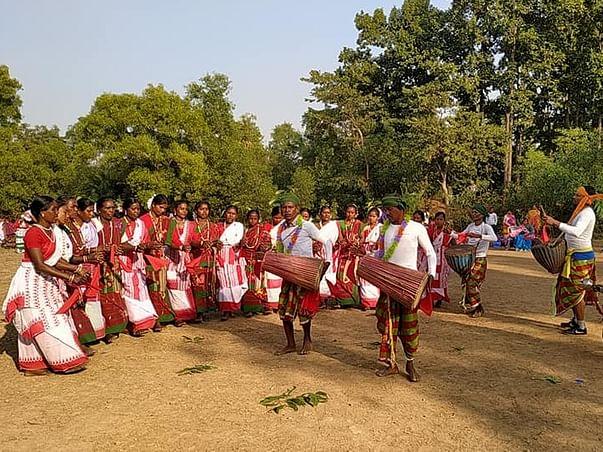 Help in building Tribal & Folk Cultural Centre at Susunia, Bankura