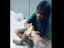 Help Sachin To Provide Work For A 100 Homeless People