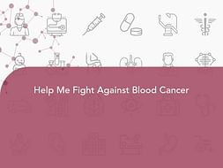 Help Me Fight Against Blood Cancer