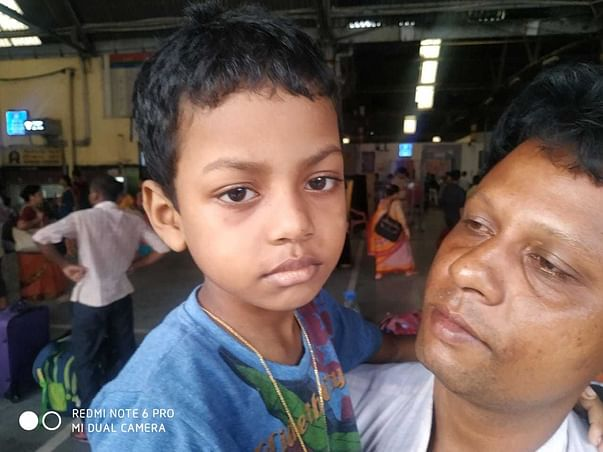 Help The 5 Year old, RajdeepTo Fight Cancer