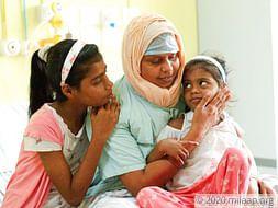 Help Arfa Khatoon Fight Carcinoma Right Breast
