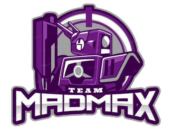 Help TEAM MADMAX Create COMBAT Robot
