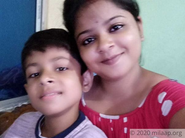 Despite All Odds, This Single Mother Fights To Save Her Son's Life