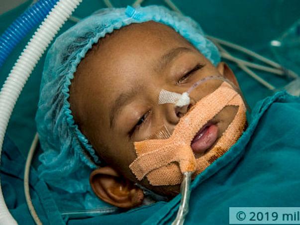 Help Mohammed Nishan Fight Pneumonia