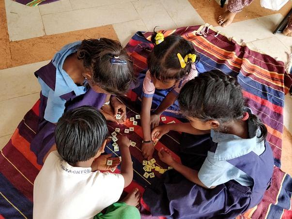 Support Education of Underprivileged Children