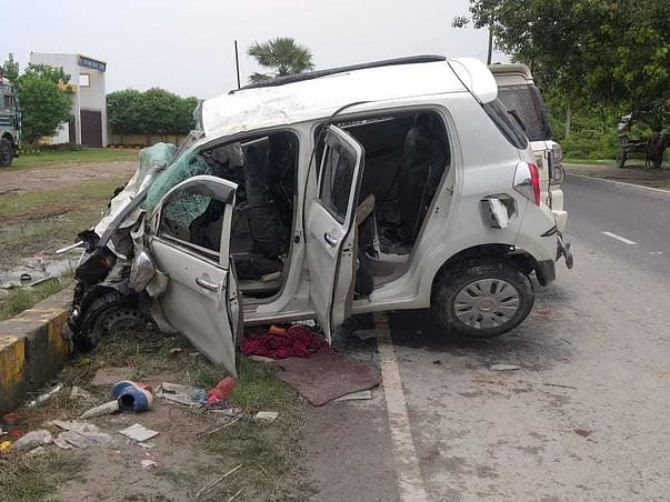 Help My Uncle Who Met With Road Accident