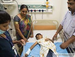 Help Shanmukha Fight Biliary Atresia