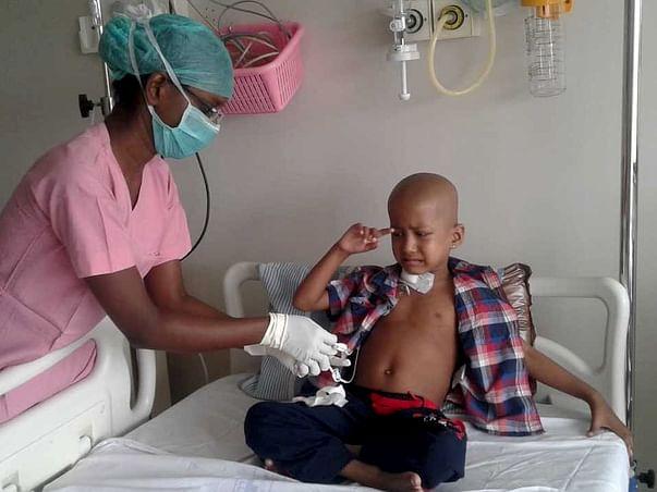 Help 5 Years Old Tejashree Undergo Bone Marrow Transplant