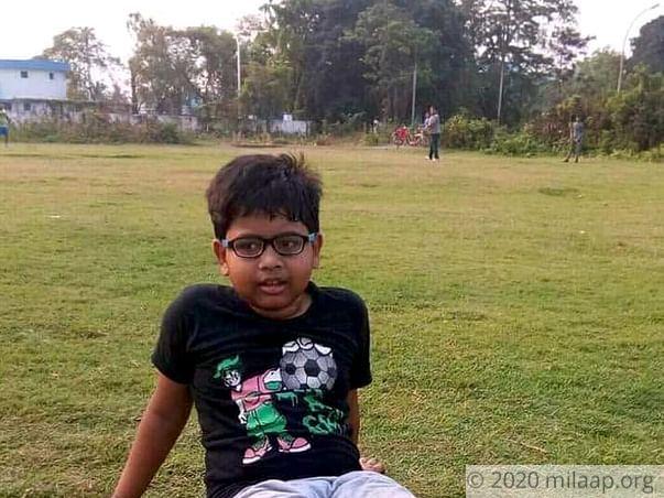 Help Debojit Singh Fight Anaplastic Ependymoma