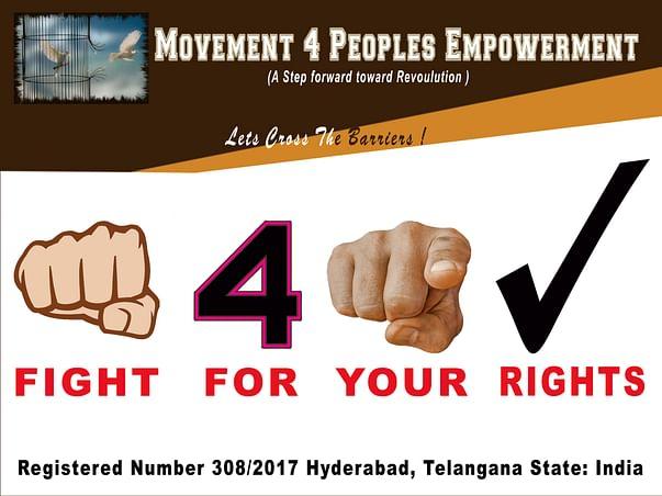 Help save democracy