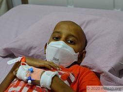 Help Charan Fight Acute Lymphoblastic Leukaemia