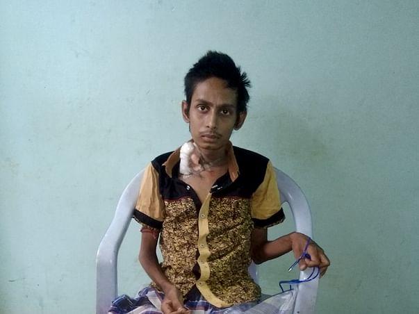 Help Enugonda Venkata Naresh Unerwent Treatment For Kidney Problem
