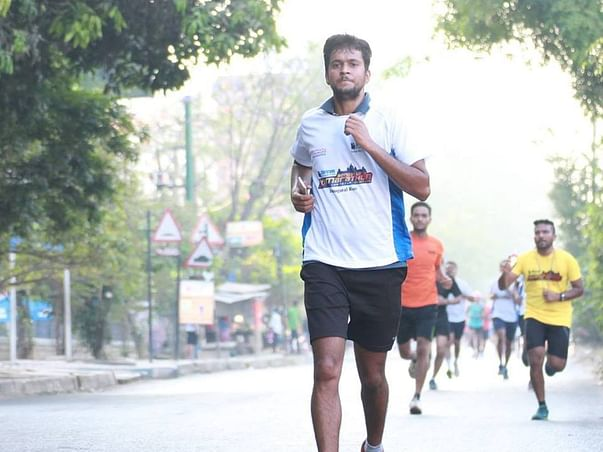 Running for 15000 children to find their passion - Milind - Roadies