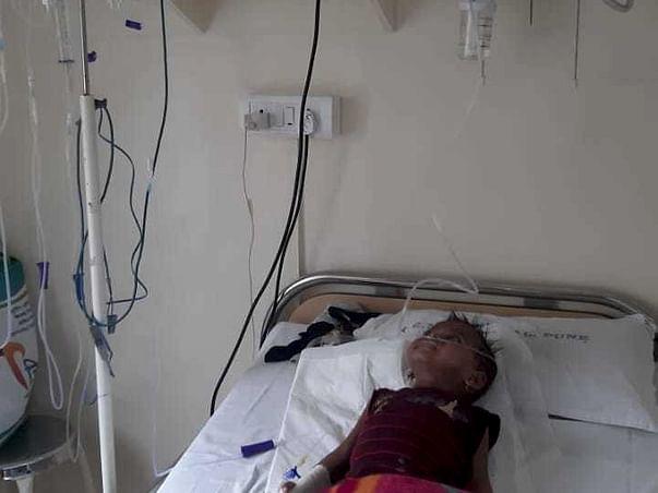 Help Aarav fight Bone Marrow Cancer