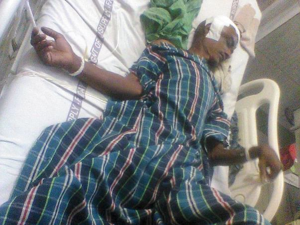 Help Tamarapu laxmana Recover From Accident