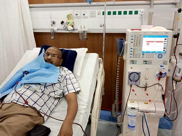 Help Gunesh fight kidney failure