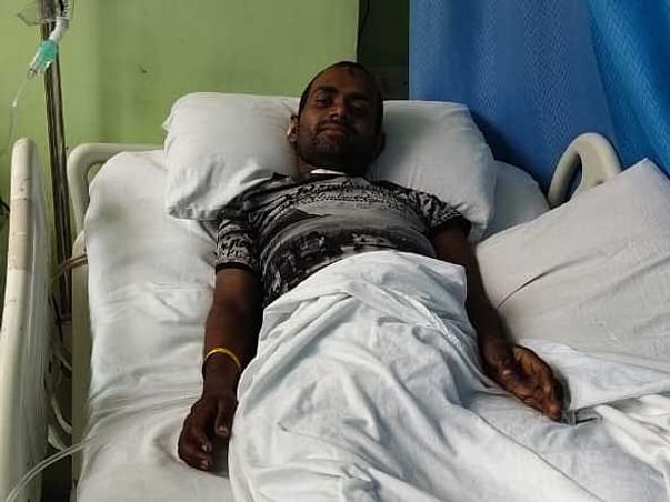 Help My Cousin Who Met With Accident