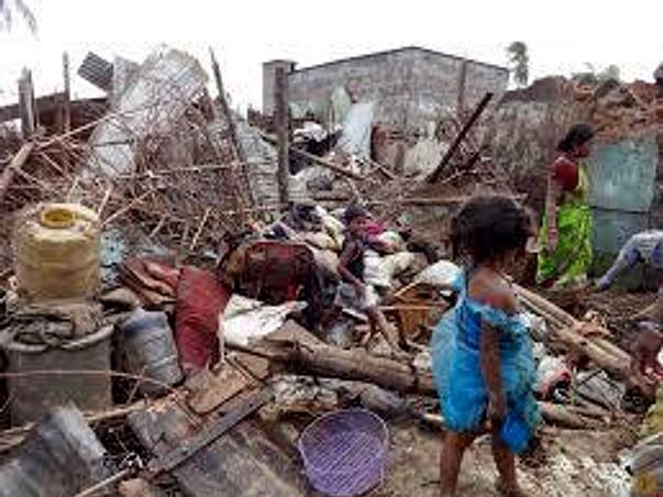 "Help ""ODISHA"" Cyclone ""FANI"" Victims for Rehabilitation."