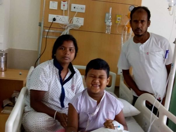 Help Santanu Fight Leukemia