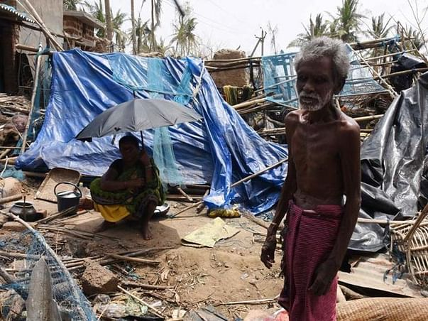 "Help ""ODISHA"" Cyclone ""FANI"" Victims for Rehabilitation"