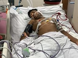 Help Sarim To Recover!