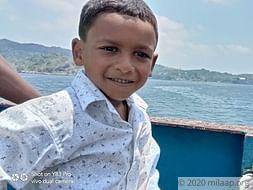 Help Sai Ganesh Fight Acute Lymphoblastic Leukemia
