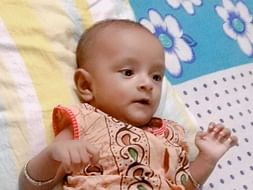 Help Baby Adrish Undergo Open Heart Surgery