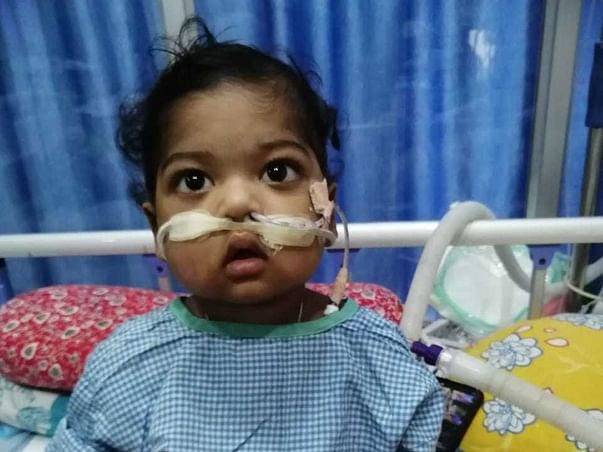 Help Ankit To Get A Life-saving Respiratory Support