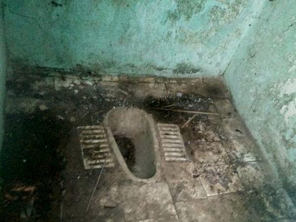 Lavatory Project For Panchayat Govt School In Kalkulam Near Kalpakkam