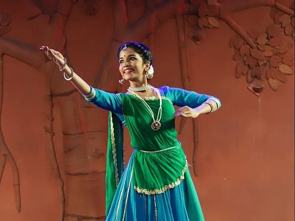 Solo Kathak Recital by Ranju_ A step towards my dream