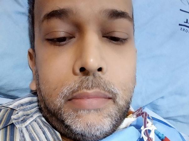 Help Dev To Undergo Kidney Transplant!