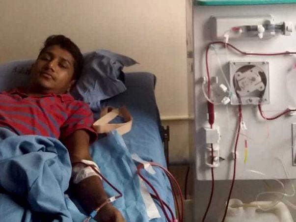 Help Rakesh Undergo Kidney Transplant