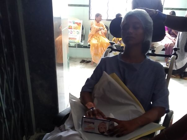 Support Sangeetha V to recover!