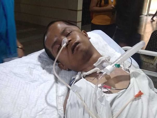 Help Shyam for brain surgery and fight paralysis