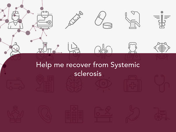 Help Me Recover From Systemic Sclerosis