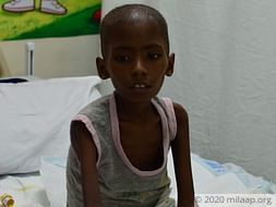 Help Ashok Get Intensive Supportive Care
