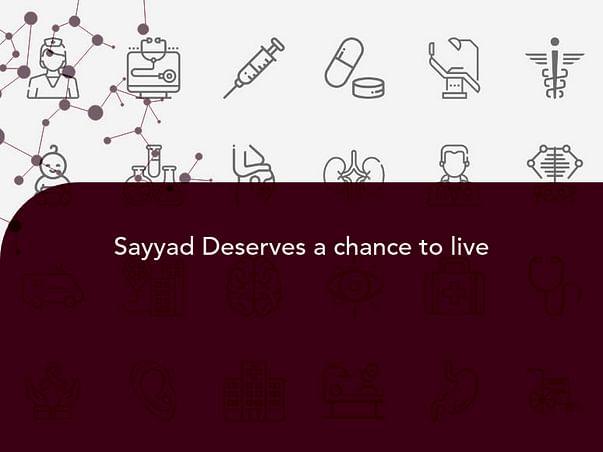 Sayyad Deserves a chance to live