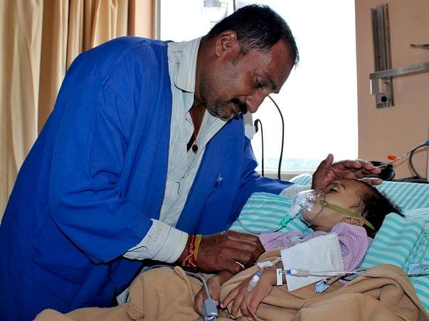 Help Mallikarjun Recover From Pneumonia