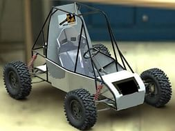 Support team DIRT RIDERS to fabricate our first ever ATV