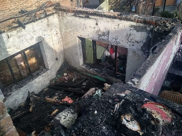 Please help my Friend who lost home in Fire