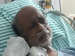 Support My father Recover from Infection In Eye And Kidney Disease
