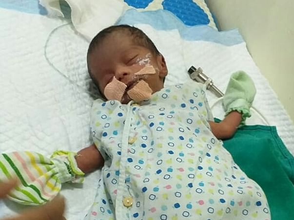 Help us Raise money for our Daughter in NICU