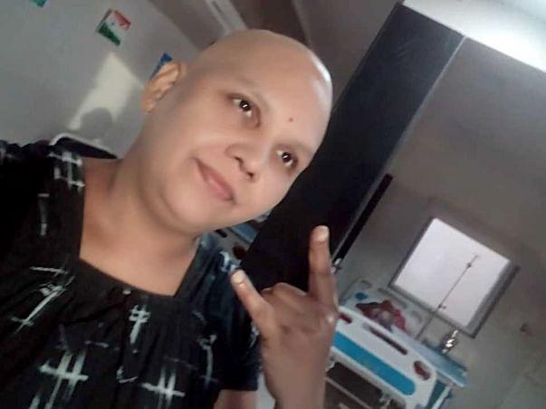 Help Shilpa fight cancer