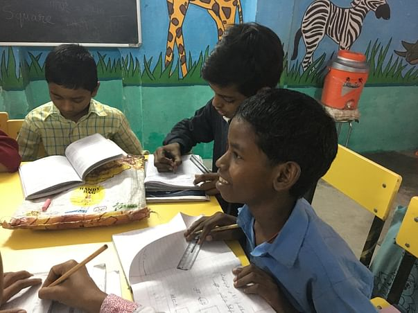 Give A Life-time Chance To Them: Help Educate Poor Kids Of Delhi