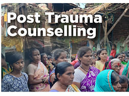 Help To Fight Post Flood Psychological Trauma