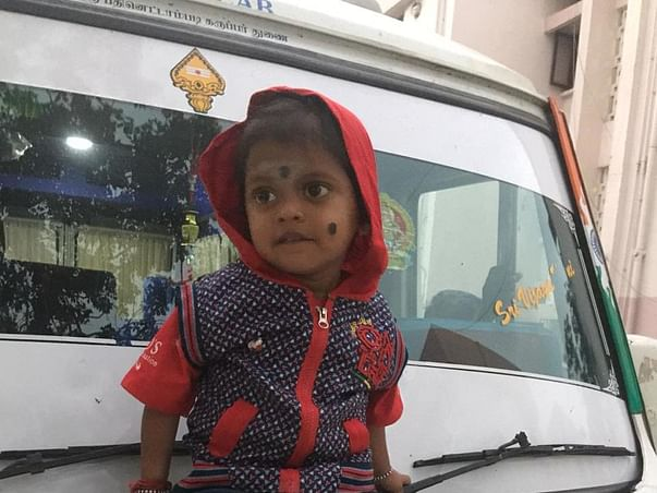 Help Baby Badrinath for Liver Transplantation